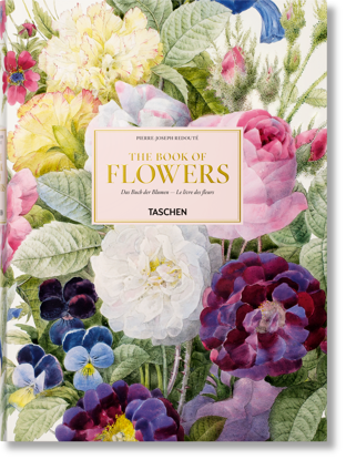 Picture of Redoute. Book of Flowers. 40th Anniversary Edition