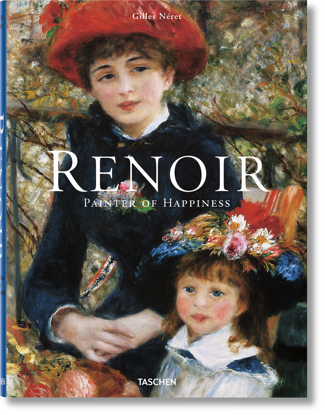 Picture of Renoir. Painter of Happiness