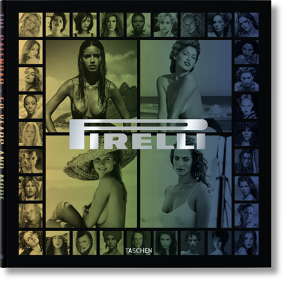 Picture of Pirelli - The Calendar. 50 Years And More