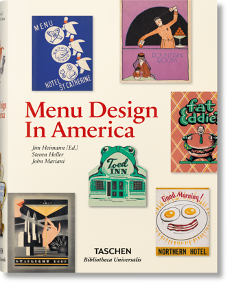 Picture of Menu Design in America