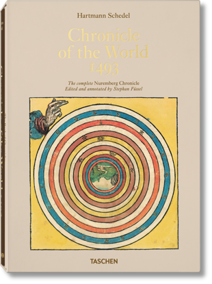 Picture of Schedel. Chronicle of the World - 1493