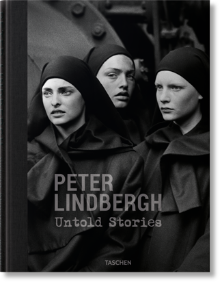 Picture of Peter Lindbergh. Untold Stories
