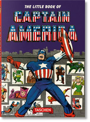 Picture of The Little Book of Captain America