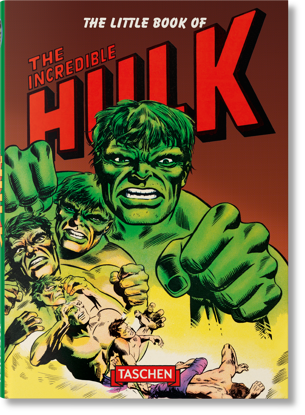 Picture of The Little Book of Hulk