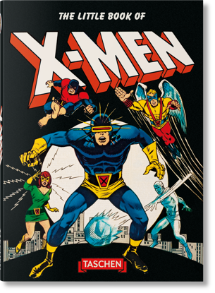 Picture of The Little Book of X-Men