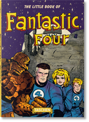 Picture of The Little Book of Fantastic Four