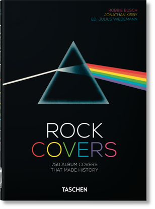 Picture of Rock Covers – 40th Anniversary Edition