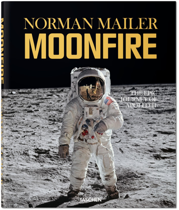 Picture of Norman Mailer. MoonFire