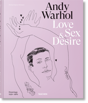 Picture of Andy Warhol. Love, Sex, and Desire. Drawings 1950–1962