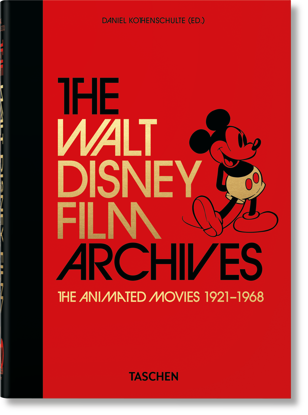 Picture of Walt Disney Film Archives. The Animated Movies 1921–1968