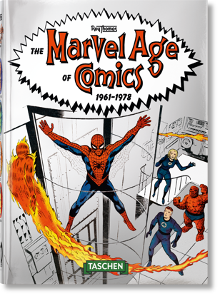 Picture of The Marvel Age of Comics 1961–1978. 40th Anniversary
