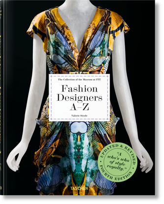 Picture of Fashion Designers A–Z. Updated 2020 Edition