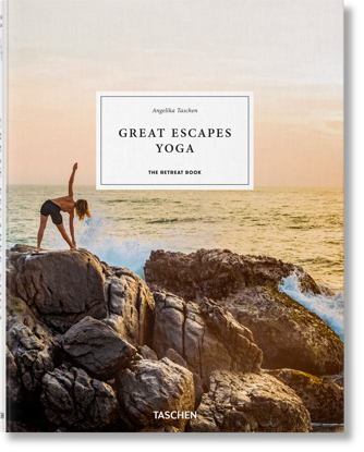Picture of Great Escapes Yoga. The Retreat Book. 2020 Edition